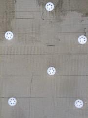 kotvy s ocelovým šroubovacím trnem