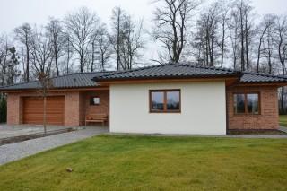bungalov získal svůj nezaměnitelný vzhled