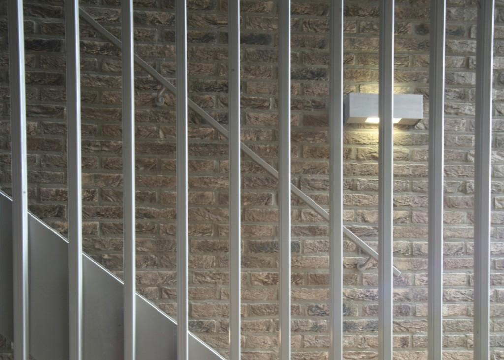 interiér z lícových cihel Vecto