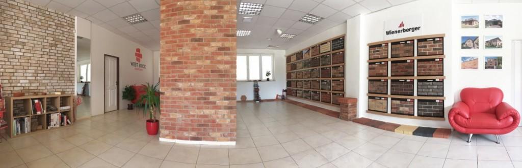 interiér vzorkovny