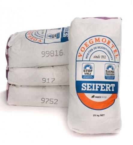 Spárovací hmota Seifert - všechny odstíny