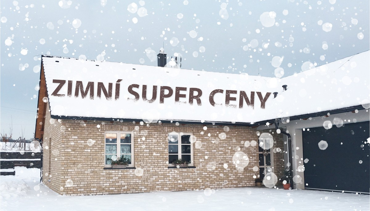 Zimní super ceny