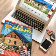 Aurora a časopis Rodinný dům