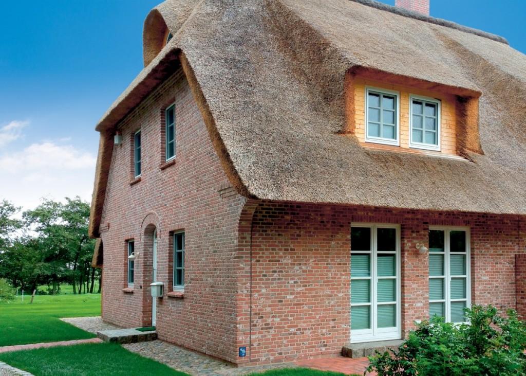 Dům z lícových cihel Oud Kempisch